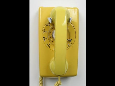 rotary phone hook up