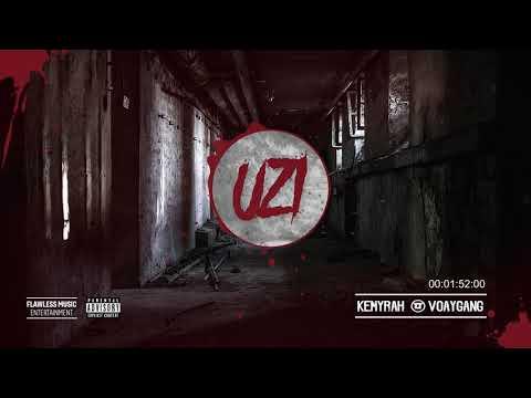 Kemyrah - UZI ft. VoayGang [Explicit Lyrics] TRAP GASY 2018
