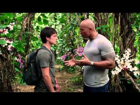 Советы от Дуэйн Джонсона, как понравиться девушке Фрагмент фильма Путешествие 2 таинственный остров