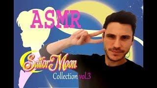 ASMR Español 🌘 : Mi colección Sailor Moon Vol.3