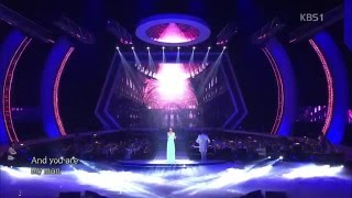 THE POWER OF LOVE - SO HYANG, AMAZING VOICE !!! 2014, LIVE HD