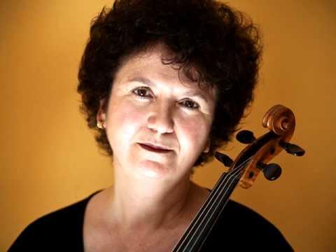 Françoise Gnéri, Alto | Schumann, Sonate opus 105 n°1 en la mineur 1er mvt