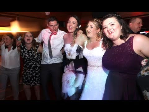 The Wedding of Arran and Katie | The Superlicks Party Band