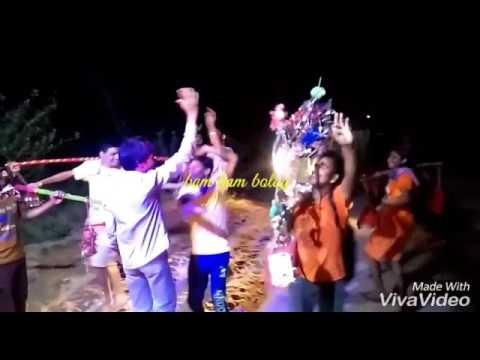 Baba kailshpati mahadev kaver yatra.  Balaji DJ sound