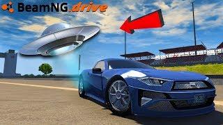 UFO IN BEAMNG - BeamNG.drive