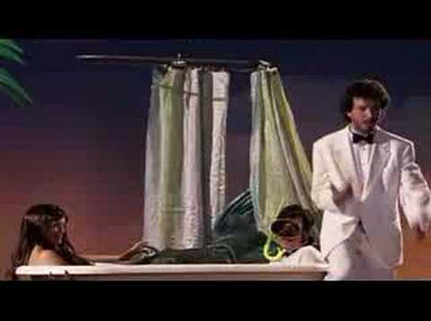 Flight of the Conchords Ep 9 'Mermaids'