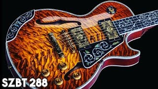 Gambar cover Bluesy Groove Backing Track in C minor | #SZBT 288