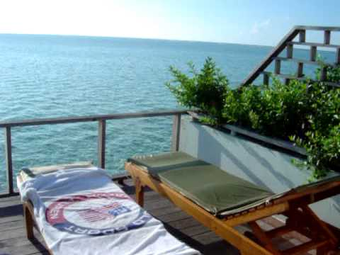 Sun Island, Maldives - Room 335 - Overwater Bungalow - YouTube