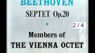 Beethoven-Septet op. 20-(2/4)-Adagio cantabile-Tempo di minuetto