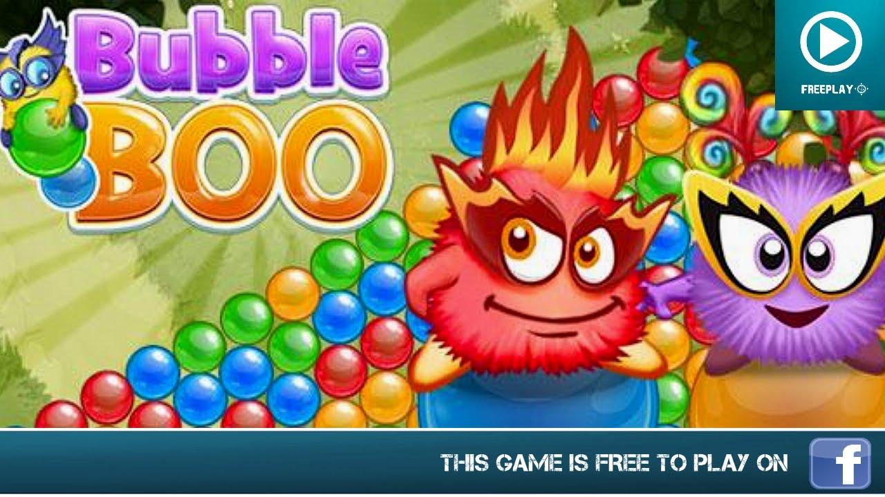 Bubble Boo