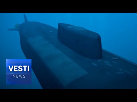 President Putin: Unmanned Long-Range Silent Submarines Are Future of Russian Navy