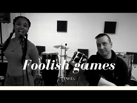 Jewel - Foolish Games| Cover