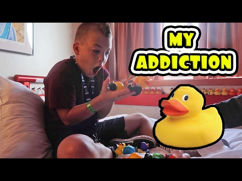 MY STRANGE ADDICTION!