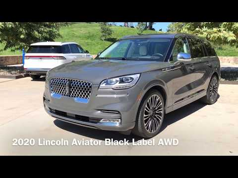 2020 Lincoln Aviator luxury SUV: Free Press autos review