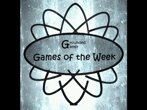 Grounded Gamer Game of the Week Episode 1 (Grow Home, Metal Gear Solid V and lots more) |