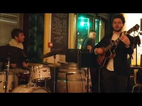 """TOM BERNUS soirée Jazz au Café Ginette  Toulouse : """"AIREGIN"""" de Sonny Rollins"""