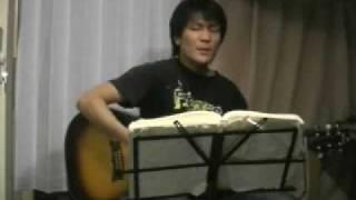 越山元貴(こしやまげんき)> YouTubeの自室での弾き語り動画が話題と...