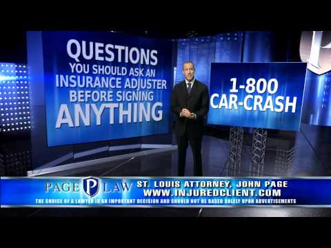 St. Louis, MO Car Accident Attorney