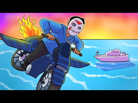 Get GTA 5 Funny Moments - Delirious Stunts, Rocket Bike Races, Nogla Ruins Everything! (Gun Running DLC) Snapshots