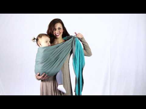Taking Baby Out of a Ring Sling