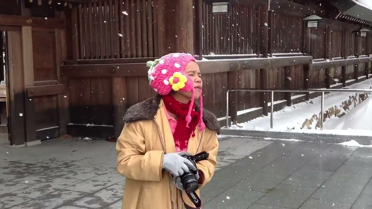 Hokkaidō Shrine ศาลเจ้าฮอกไกโด - YouTube