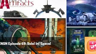 ENGN Episode 69 - Solo! In! Space!