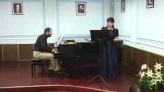 """Franz Schubert """"Rastlose Liebe"""" D.138 op.5 №1 2013.02.12"""