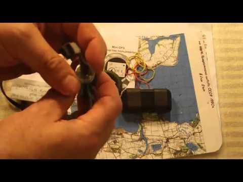 Обзор Mini GPS за 27 $ #87 Любители приключений. - YouTube