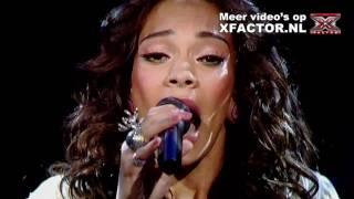 X FACTOR 2011 - LIVESHOW 9 - Rochelle 2