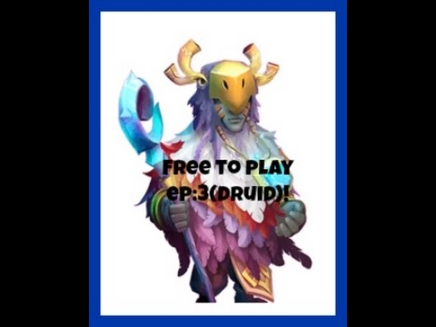 Free To Play Episode - 3 Druid Card (Finally)