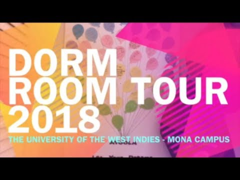 Dorm Room Tour 2018 | ELR Hall - UWI Mona | * VERY DETAILED*