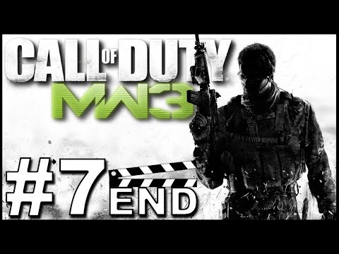 Call of Duty: Modern Warfare 3 | Part 7 (END) | Down the Rabbit Hole, Dust to Dust
