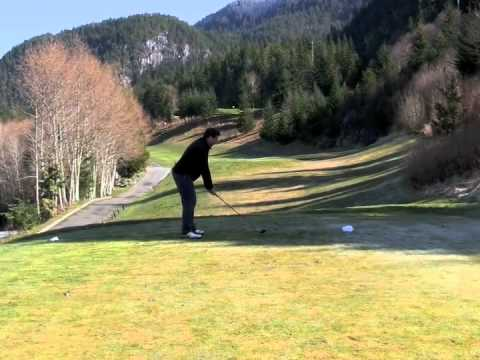 Furry Creek- BC's most scenic golf course