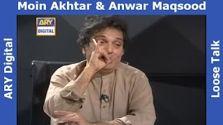 Loose Talk Episode 272 - Moin Akhter on India Pakistan relations