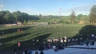 Quincy vs north Quincy winning goal