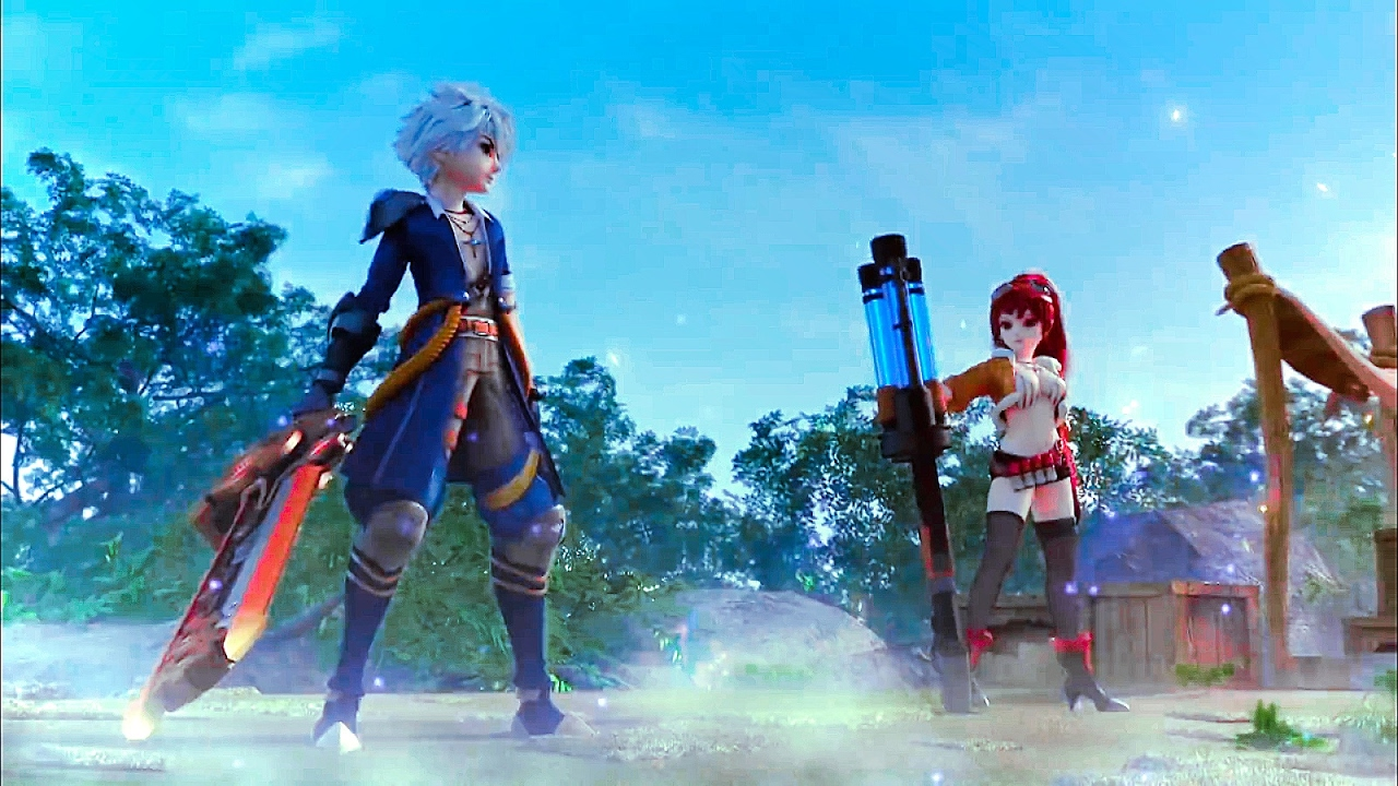 Top 10 Best Free To Play Mmorpg S For Android And Ios 2019