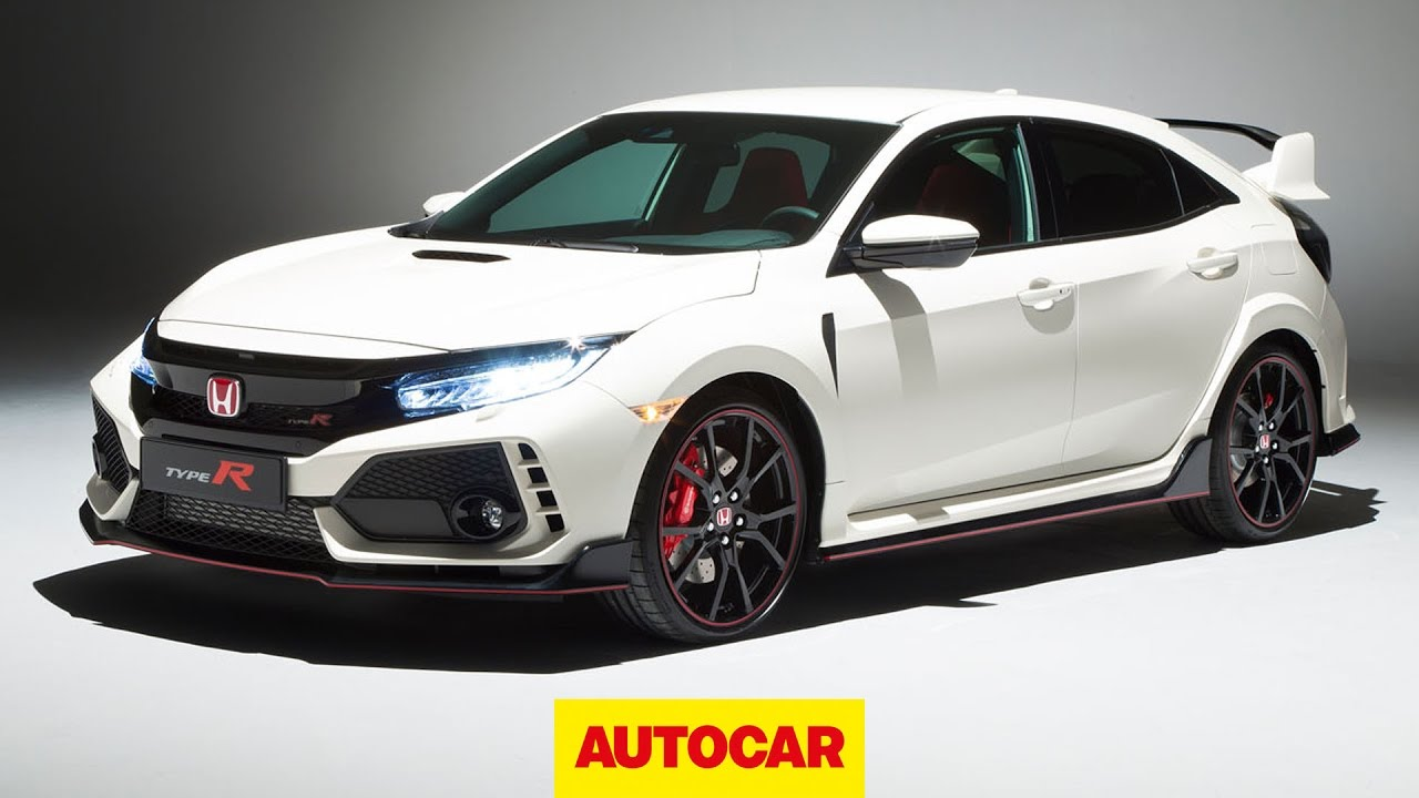 Unboxing The Honda Civic Type R New Ford Focus Rs Rival Geneva Motor Show 2017 Autocar