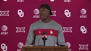 OU Football: Murray talks Big 12 Championship