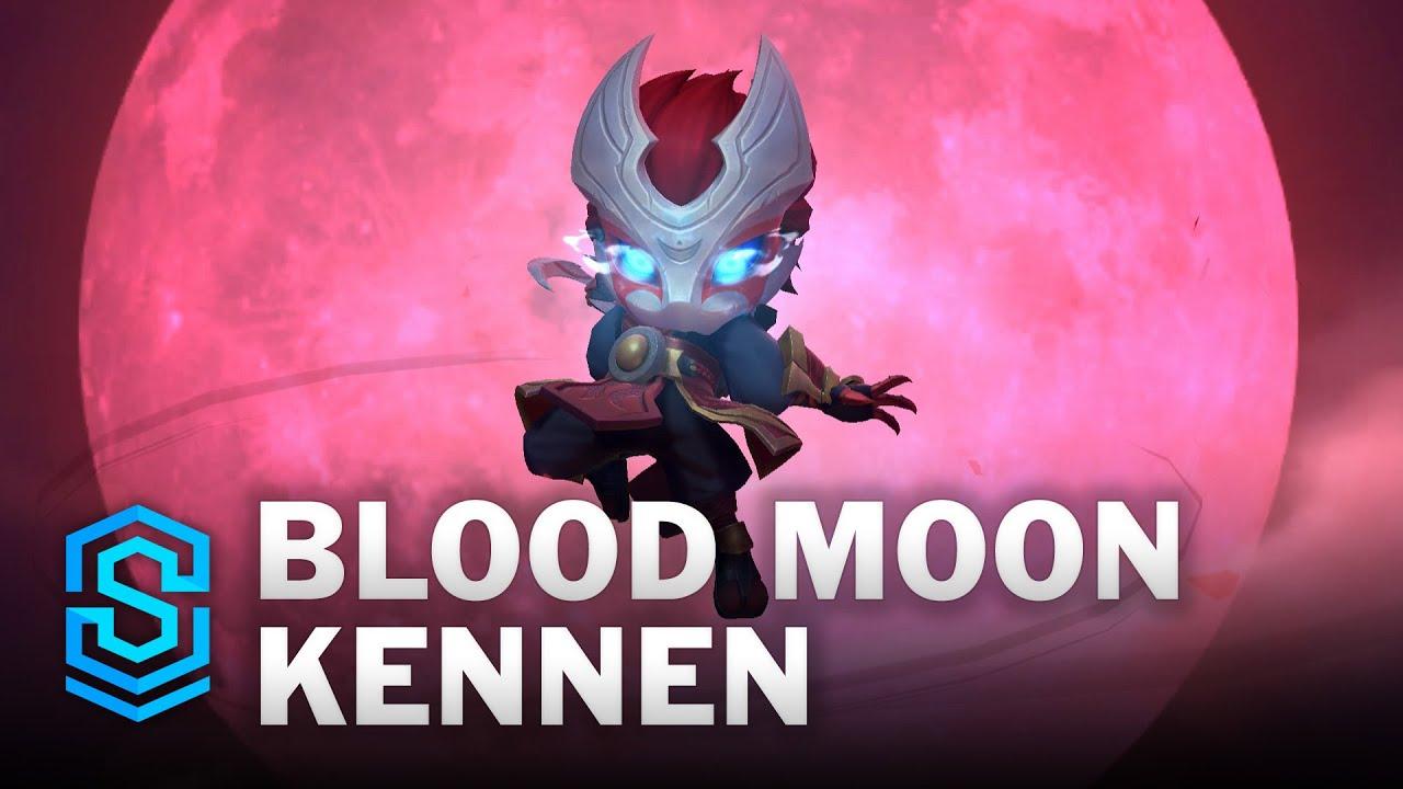 Kennen Blood Moon