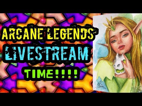Arcane Legends: GOBLIN EVENT LIVE :)