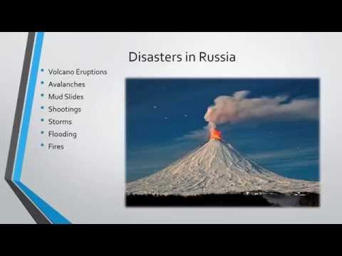 Russian Federation's Ministry of Civil Defense, Emergencies