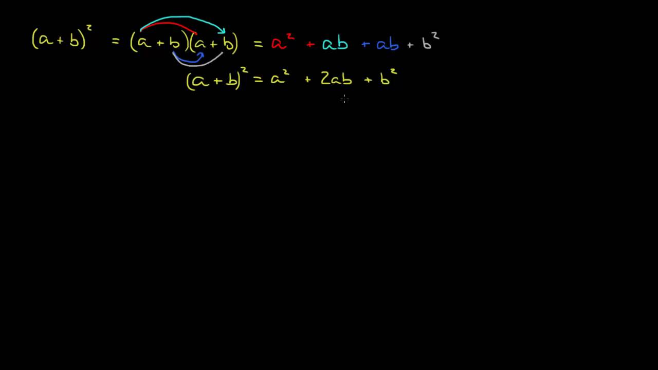 2.5 - Første kvadratsetning (1T)