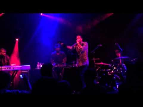 Black Milk live in Paradiso Amsterdam 2014