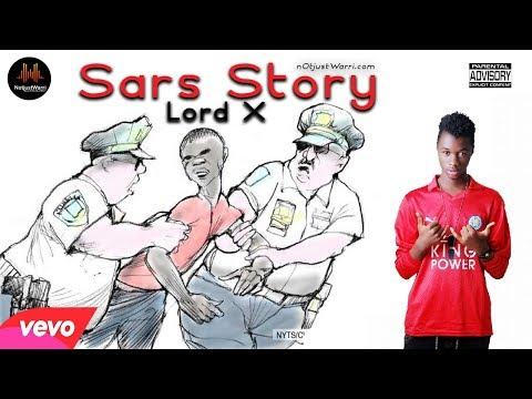 Lord X – Sars Story (Cartoon Version)