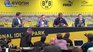 PK: BVB und Jürgen Klopp beenden Zusammenarbeit zum Saisonende