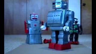 Mego Gigantor Robot
