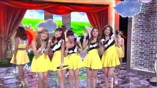 [Live]120826 KARA - Miss U Inkigayo Comeback Stage