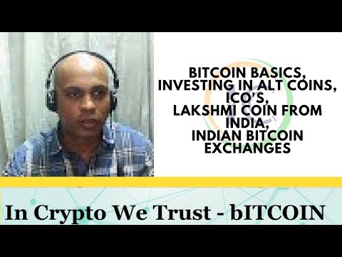 In Crypto We Trust - Online Bitcoin & Blockchain Meetup - 22nd September