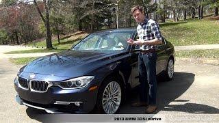 Review: 2013 BMW 335i xDrive (Manual)