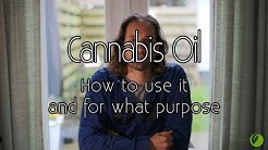 Cannabis Oil, How to use it and for what purpose